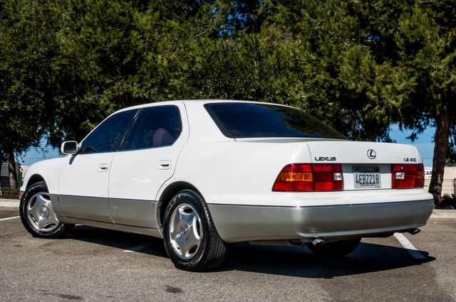 1999 Lexus LS 400 Luxury Sdn Reseda, CA 7