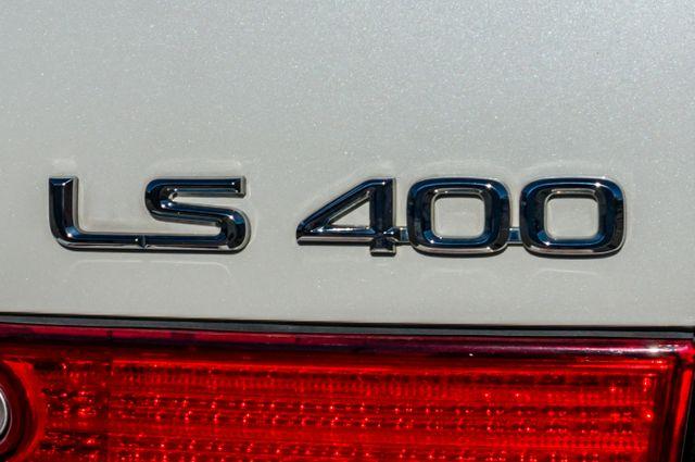 1999 Lexus LS 400 Luxury Sdn Reseda, CA 42