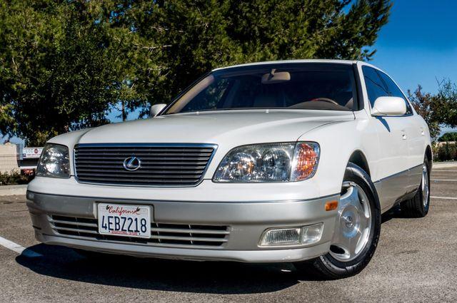 1999 Lexus LS 400 Luxury Sdn Reseda, CA 36