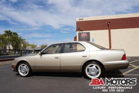 1999 Lexus LS 400 Luxury Package LS400 Sedan | MESA, AZ | JBA MOTORS in MESA, AZ