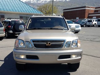 1999 Lexus LX 470 Luxury SUV Base LINDON, UT 4