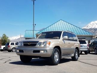 1999 Lexus LX 470 Luxury SUV Base LINDON, UT 8