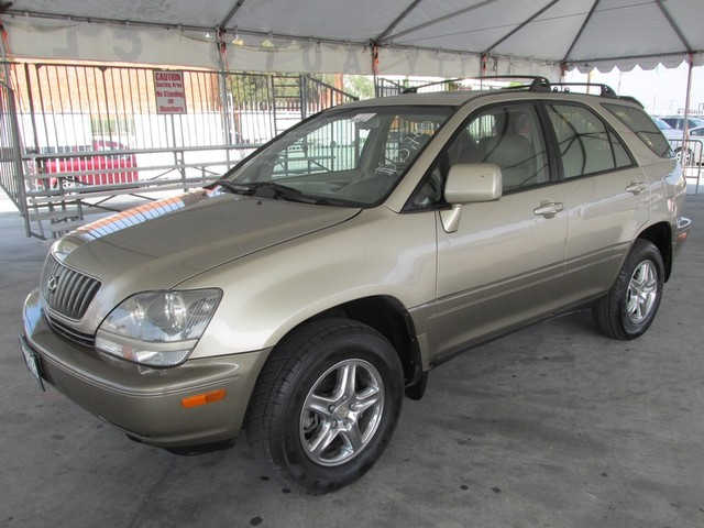 1999 Lexus RX 300 Luxury Please call or e-mail to check availability All of our vehicles are ava
