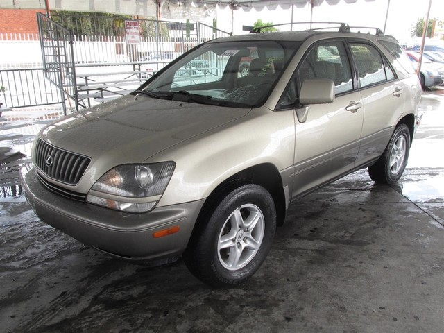 1999 Lexus RX 300 Luxury This particular Vehicles true mileage is unknown TMU Please call or e