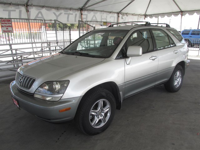 1999 Lexus RX 300 Luxury Please call or e-mail to check availability All of our vehicles are av