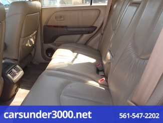 1999 Lexus RX 300 Luxury SUV Lake Worth , Florida 6