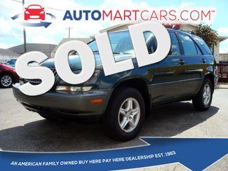 1999 Lexus RX 300 Luxury SUV  | Nashville, Tennessee | Auto Mart Used Cars Inc. in Nashville Tennessee
