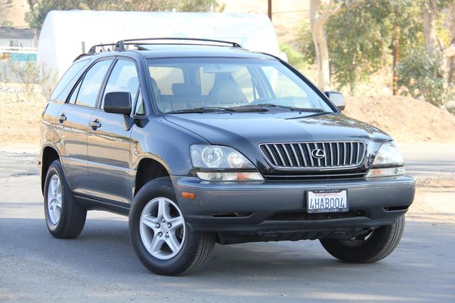 1999 Lexus RX 300 Luxury SUV Santa Clarita, CA 3