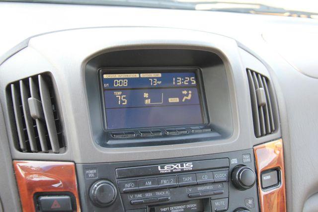 1999 Lexus RX 300 Luxury SUV Santa Clarita, CA 20