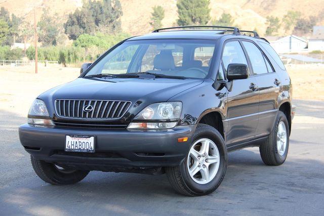 1999 Lexus RX 300 Luxury SUV Santa Clarita, CA 4