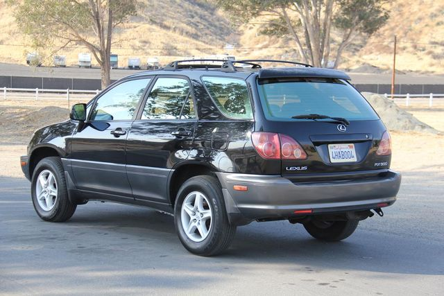 1999 Lexus RX 300 Luxury SUV Santa Clarita, CA 5