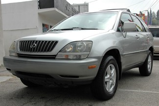 1999 Lexus RX 300 Luxury SUV Studio City, California