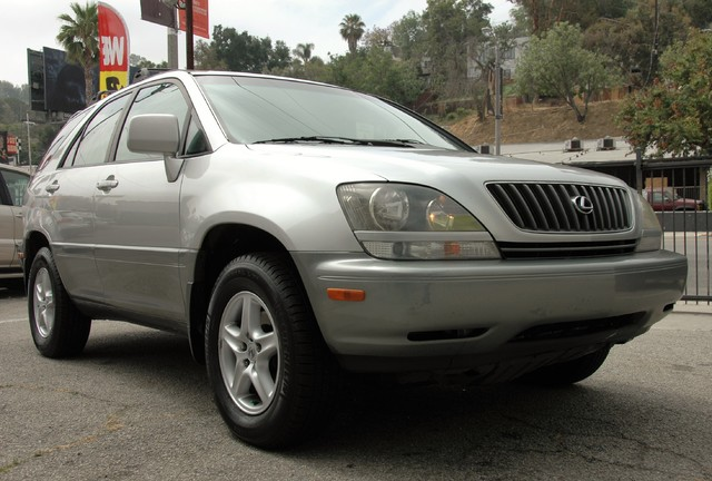 1999 Lexus RX 300 Luxury SUV Studio City, California 1