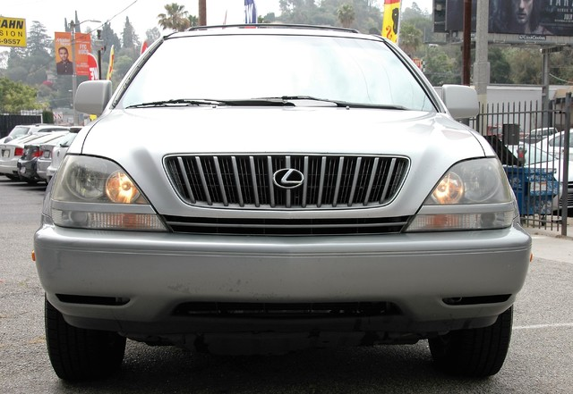 1999 Lexus RX 300 Luxury SUV Studio City, California 2