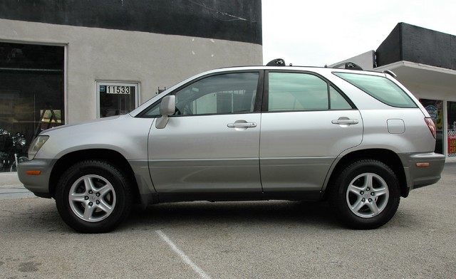 1999 Lexus RX 300 Luxury SUV Studio City, California 3