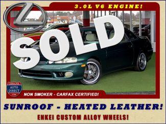 1999 Lexus SC 300 Luxury Sport Cpe SUNROOF - HEATED LEATHER - ENKEI WHEELS Mooresville , NC