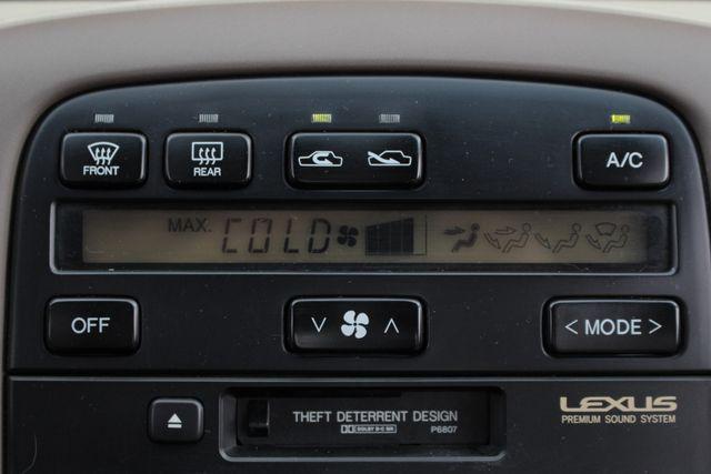 1999 Lexus SC 300 Luxury Sport Cpe SUNROOF - HEATED LEATHER - ENKEI WHEELS Mooresville , NC 34