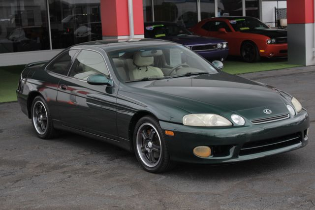 1999 Lexus SC 300 Luxury Sport Cpe SUNROOF - HEATED LEATHER - ENKEI WHEELS Mooresville , NC 22