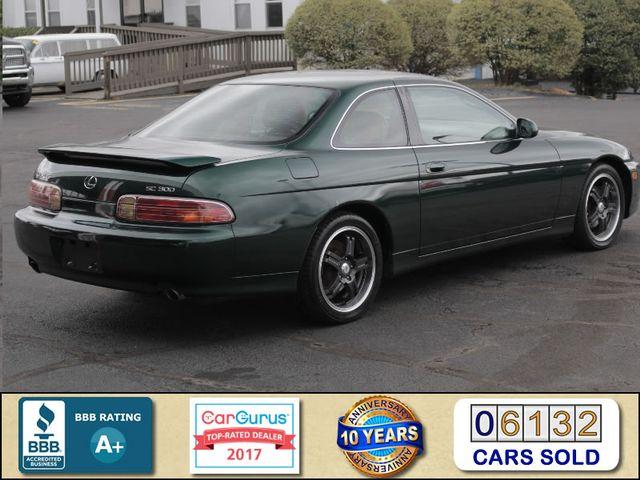 1999 Lexus SC 300 Luxury Sport Cpe SUNROOF - HEATED LEATHER - ENKEI WHEELS Mooresville , NC 2