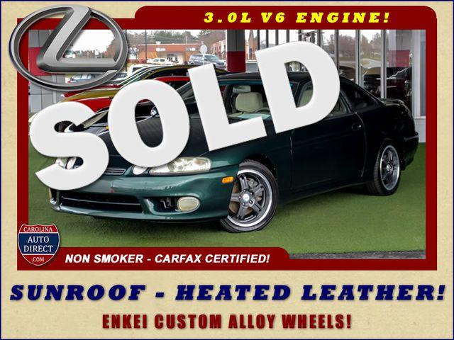 1999 Lexus SC 300 Luxury Sport Cpe SUNROOF - HEATED LEATHER - ENKEI WHEELS Mooresville , NC 0