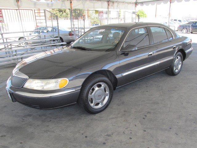 1999 Lincoln Continental Please call or e-mail to check availability All of our vehicles are av
