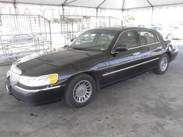 1999 Lincoln Town Car Cartier Please call or e-mail to check availability All of our vehicles a
