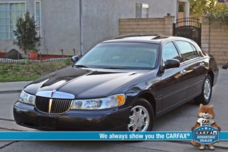 1999 Lincoln TOWN CAR SIGNATURE ONLY 57K ORIGINAL MLSI AUTOMATIC 1-OWNER SERVICE RECORDS AVAILABLE Woodland Hills, CA