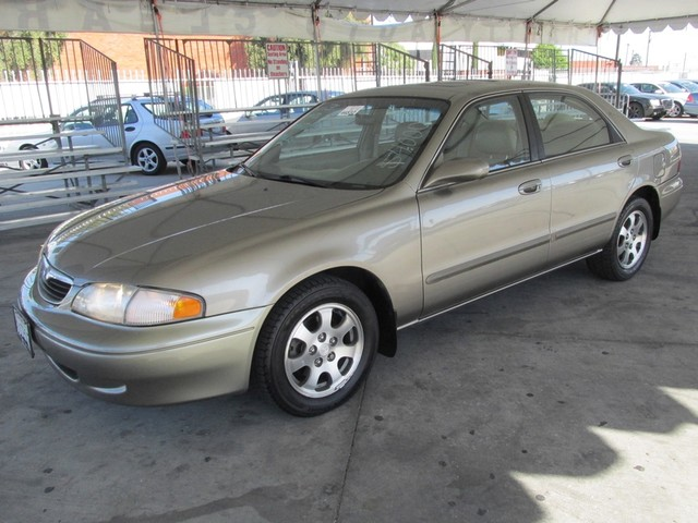 1999 Mazda 626 ES Please call or e-mail to check availability All of our vehicles are available