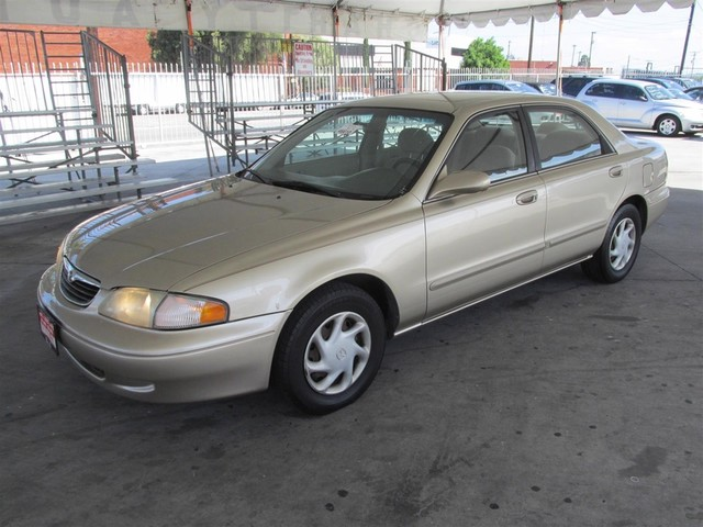 1999 Mazda 626 LX Please call or e-mail to check availability All of our vehicles are available