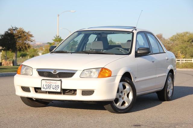 1999 Mazda Protege ES Santa Clarita, CA 3