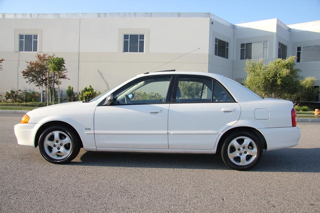 1999 Mazda Protege ES Santa Clarita, CA 11
