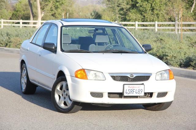 1999 Mazda Protege ES Santa Clarita, CA 4