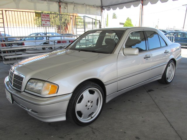 1999 Mercedes C280 This particular Vehicles true mileage is unknown TMU Please call or e-mail t