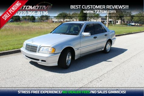 1999 Mercedes-Benz C280 C280 in PINELLAS PARK, FL