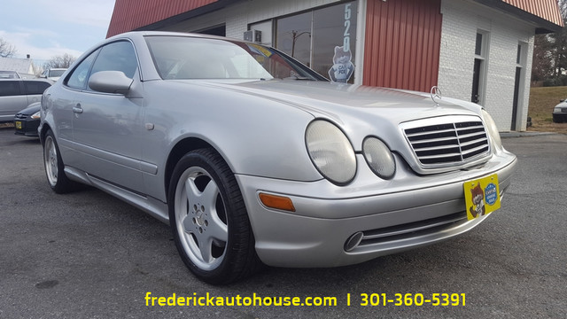Used cars under 7 000 in frederick md 2 925 cars from for 1999 mercedes benz clk 430
