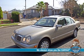 1999 Mercedes-Benz E320 1-OWNER ONLY 62K ORIGINAL MLS SERVICE RECORDS IN MINT CONDITION Woodland Hills, CA