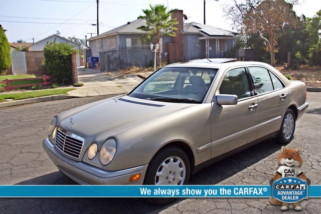1999 Mercedes-Benz E320 1-OWNER ONLY 62K ORIGINAL MLS SERVICE RECORDS IN MINT CONDITION Woodland Hills, CA 0