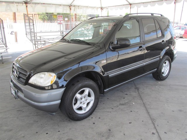 1999 Mercedes ML320 Please call or e-mail to check availability All of our vehicles are availab