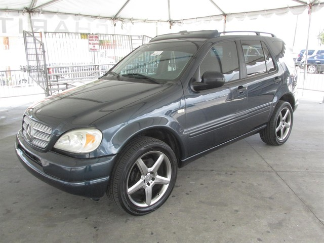 1999 Mercedes ML320 This particular vehicle has a SALVAGE title Please call or email to check ava