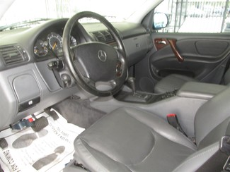 1999 Mercedes-Benz ML320 Gardena, California 4