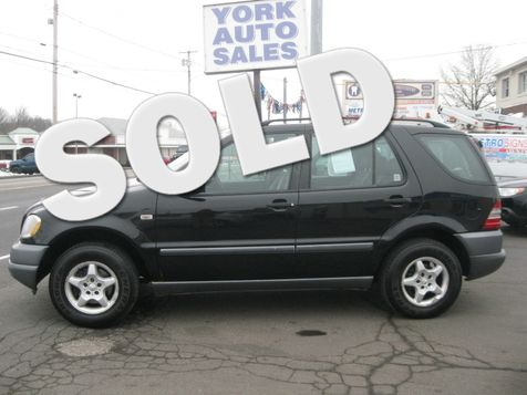 1999 Mercedes-Benz ML320  in , CT