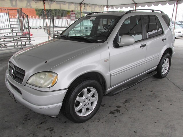 1999 Mercedes ML430 Please call or e-mail to check availability All of our vehicles are availab