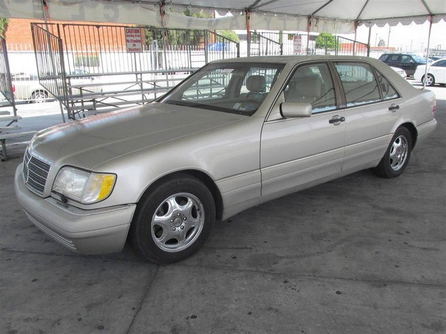 1999 Mercedes S420 Please call or e-mail to check availability All of our vehicles are availabl