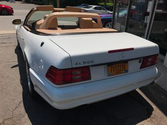 1999 Mercedes-Benz SL500 New Rochelle, New York 8