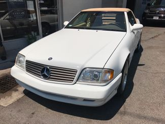 1999 Mercedes-Benz SL500 New Rochelle, New York 9