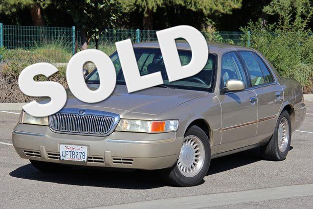 1999 Mercury Grand Marquis LS Reseda, CA 0