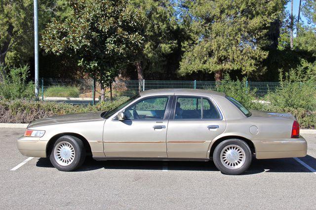 1999 Mercury Grand Marquis LS Reseda, CA 1