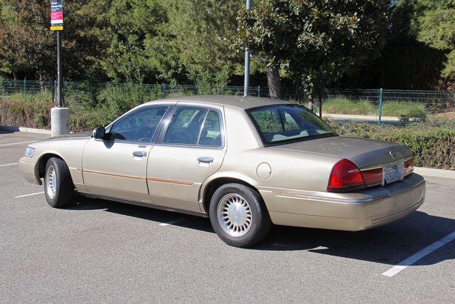 1999 Mercury Grand Marquis LS Reseda, CA 3