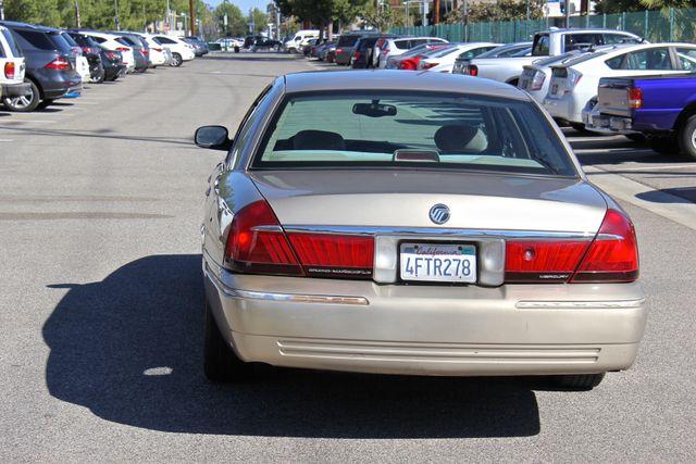 1999 Mercury Grand Marquis LS Reseda, CA 4