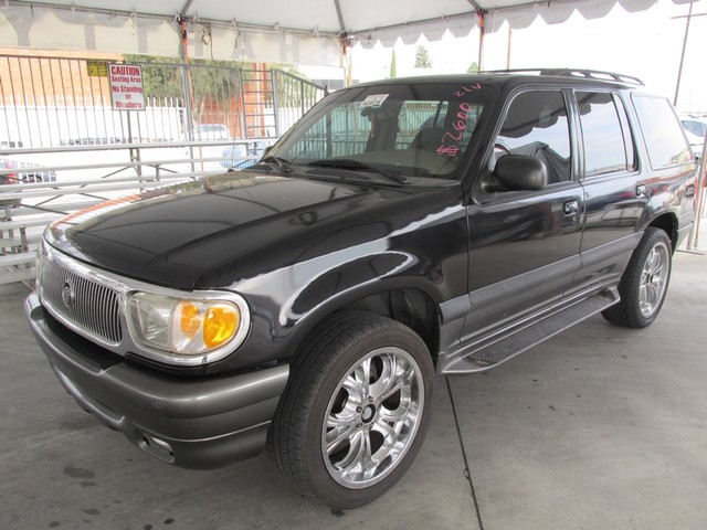 1999 Mercury Mountaineer Please call or e-mail to check availability All of our vehicles are ava